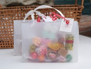 True Treat's Grandmother's Purse Candy