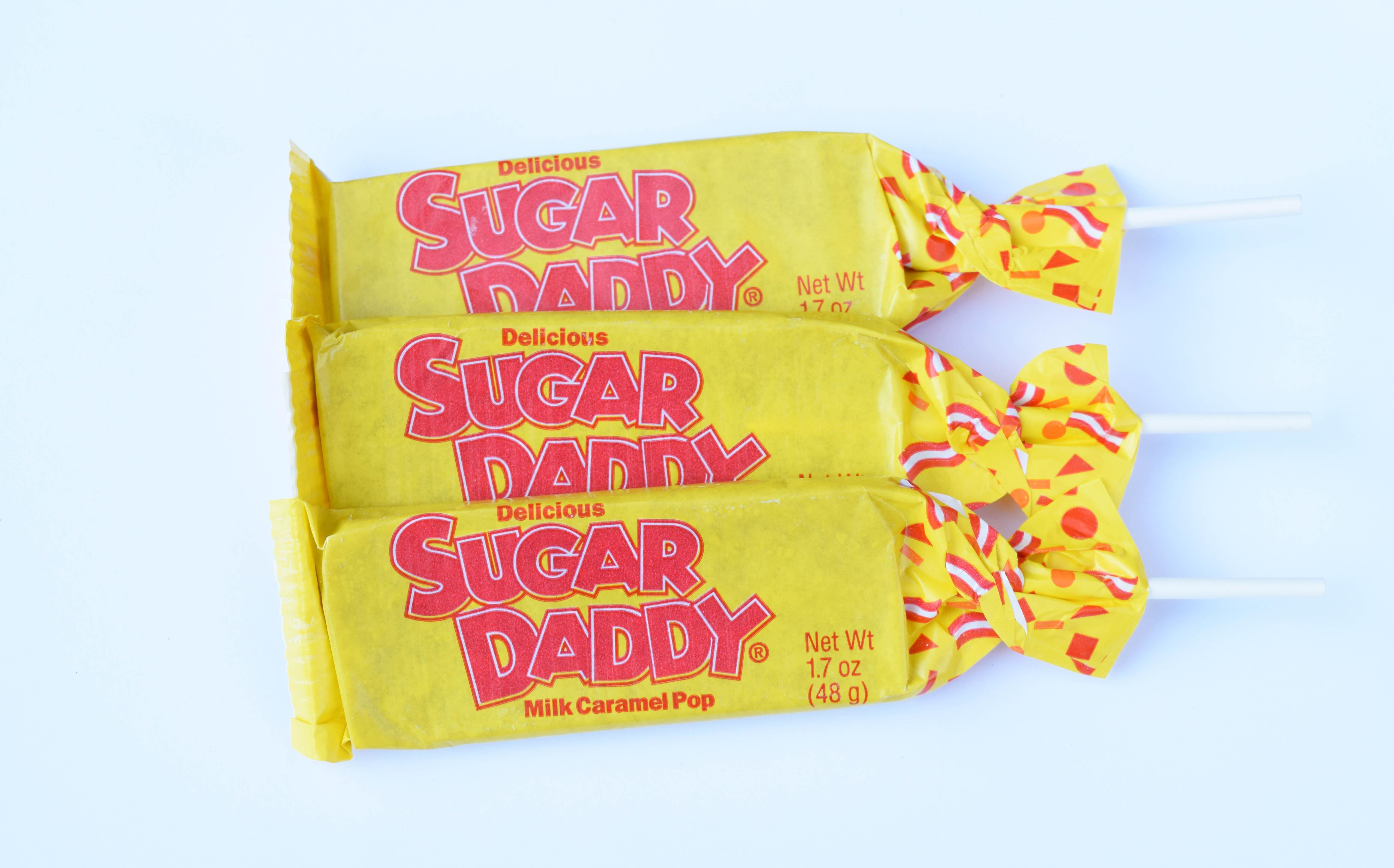 Caramel Sugar Daddy True Treats Historic Candy True